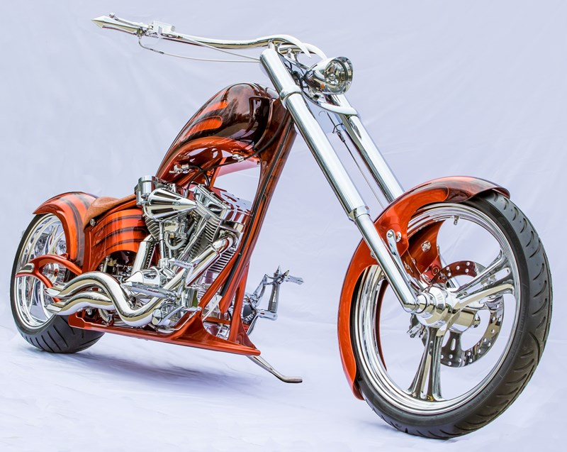 Photo of a 2015 Special Construction  Chopper