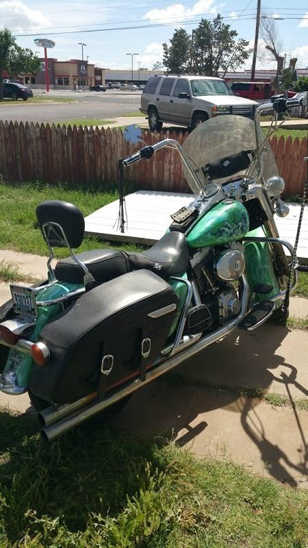 Used Harley Davidson Fort Worth Texas