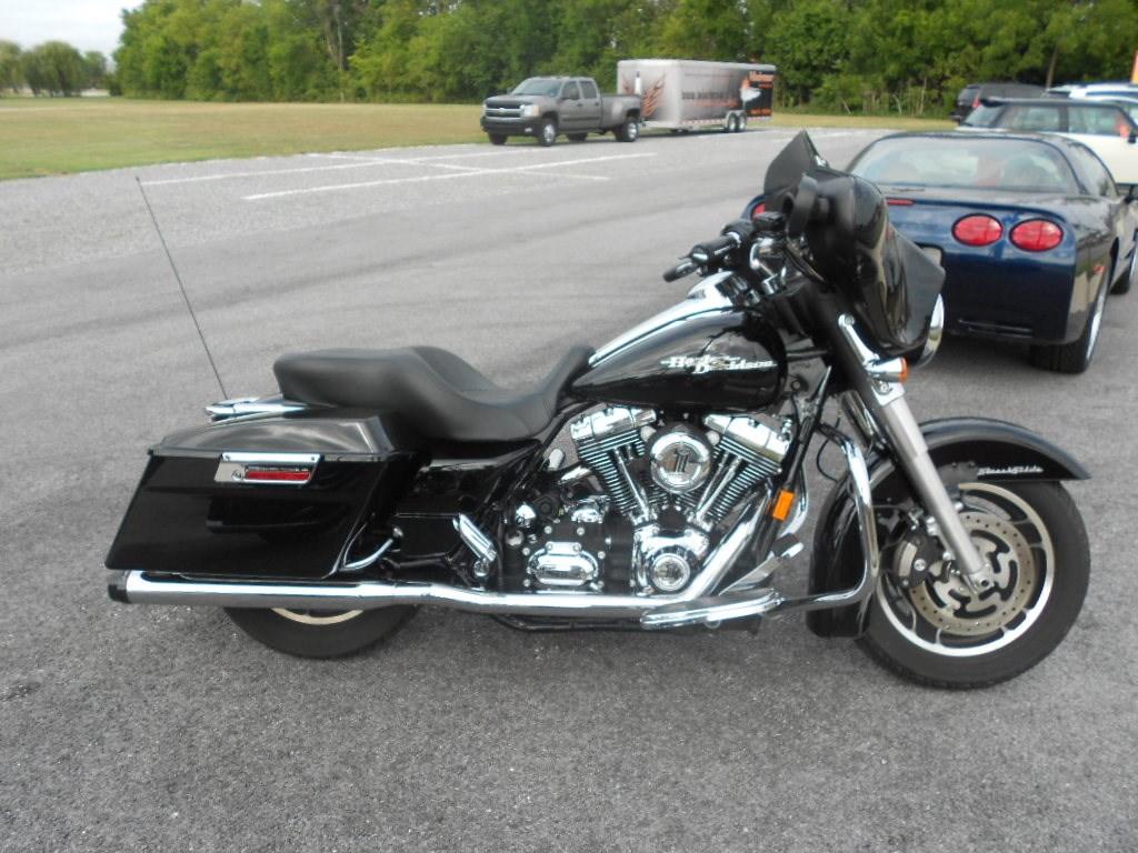 2008 Harley-Davidson® FLHX Street Glide® – $13900