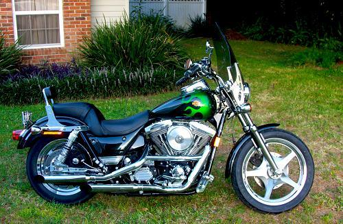 Dealer Near Me >> 1999 Harley-Davidson® FXR3 Dyna® Super Glide® (Green Flame), Wauchula, Florida (160952 ...