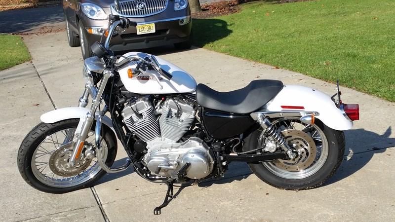 Photo of a 2007 Harley-Davidson® XLH-883  Sportster® 883