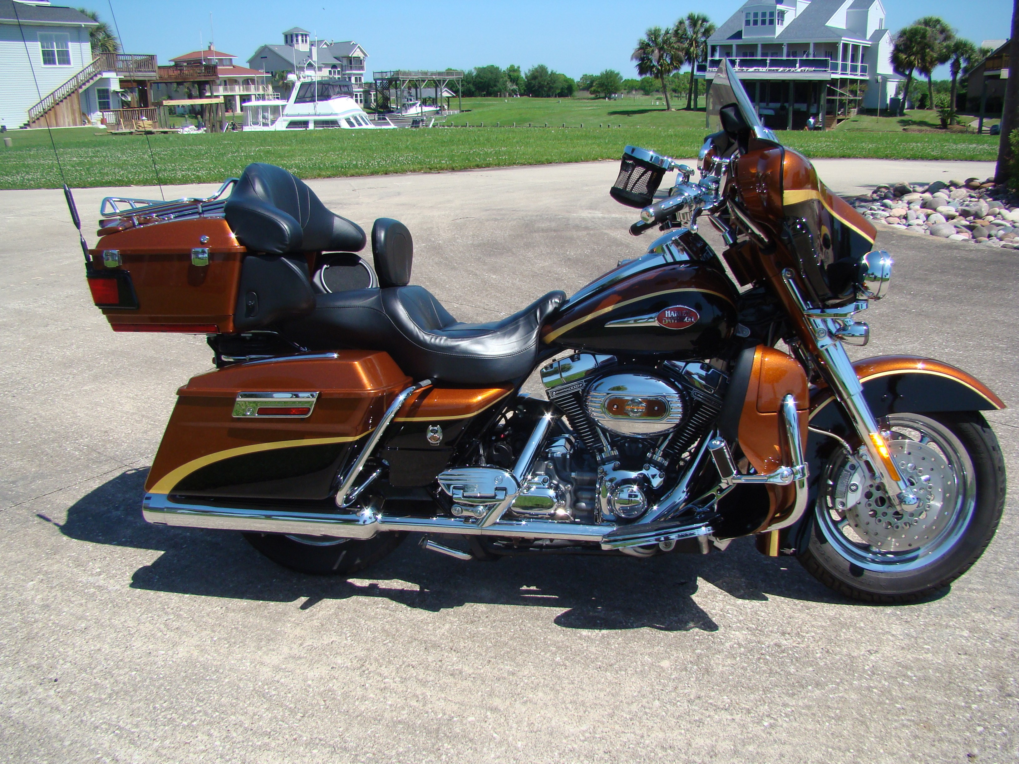 2017 Wide Glide For Sale Texas >> All New & Used Harley-Davidson® Screamin Eagle Electra Glide® For Sale (72 Bikes, Page 1 ...