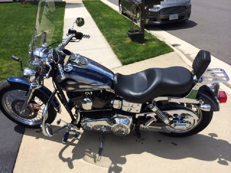 Dyna For Sale San Marcos Ca >> 2005 Harley-Davidson® FXDL/I Dyna® Low Rider (Silver on Blue), MANASSAS, Virginia (488293 ...