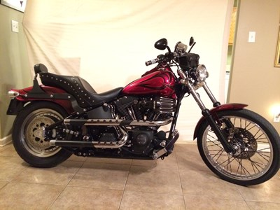 Used 2004 Harley-Davidson® Softail® Night Train®
