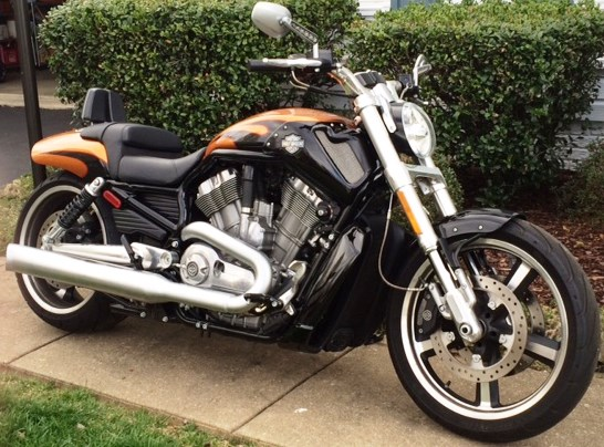Photo of a 2014 Harley-Davidson® VRSCF V-Rod® Muscle