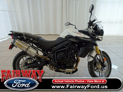 Used 2014 Triumph Tiger 800 ABS