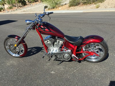 Used 2008 Big Bear Choppers Venom Prostreet