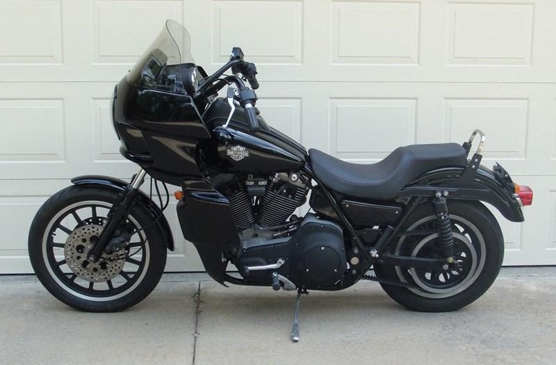 Harley Davidson Fxrt Fairing For Sale