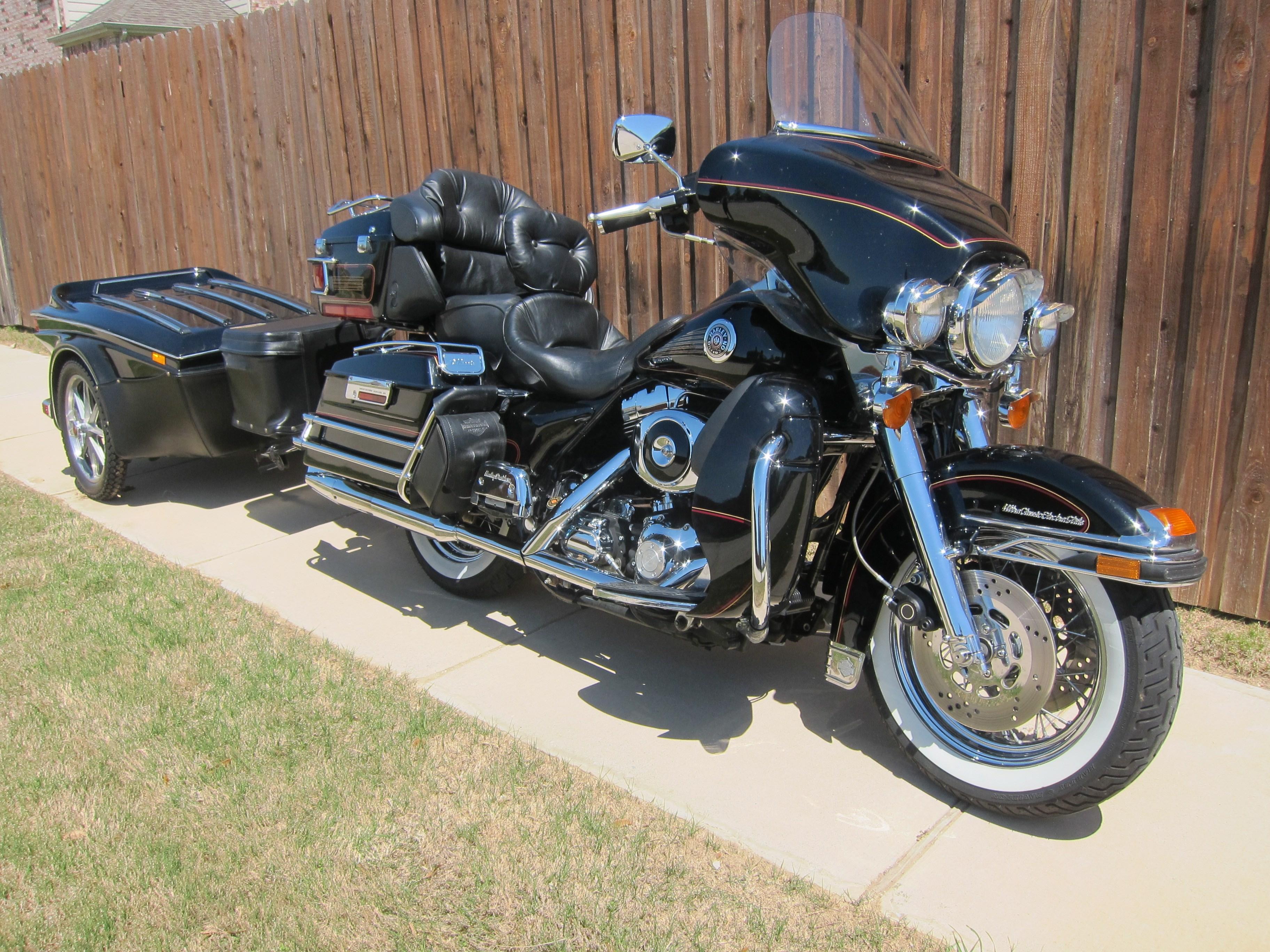 1999 Harley Davidson 174 Flhtcui Ultra Classic 174 Electra Glide