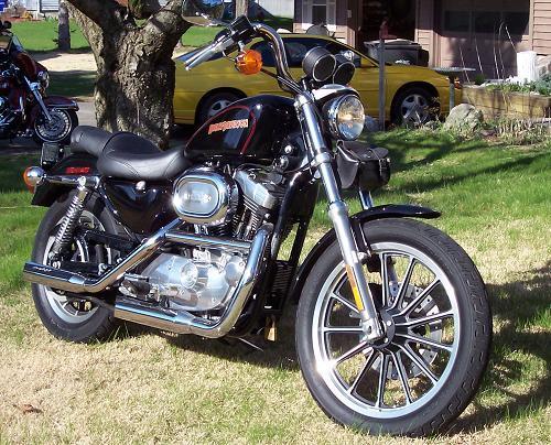 2000 Harley-Davidson® XLH-1200 Sportster® 1200 (Black ...