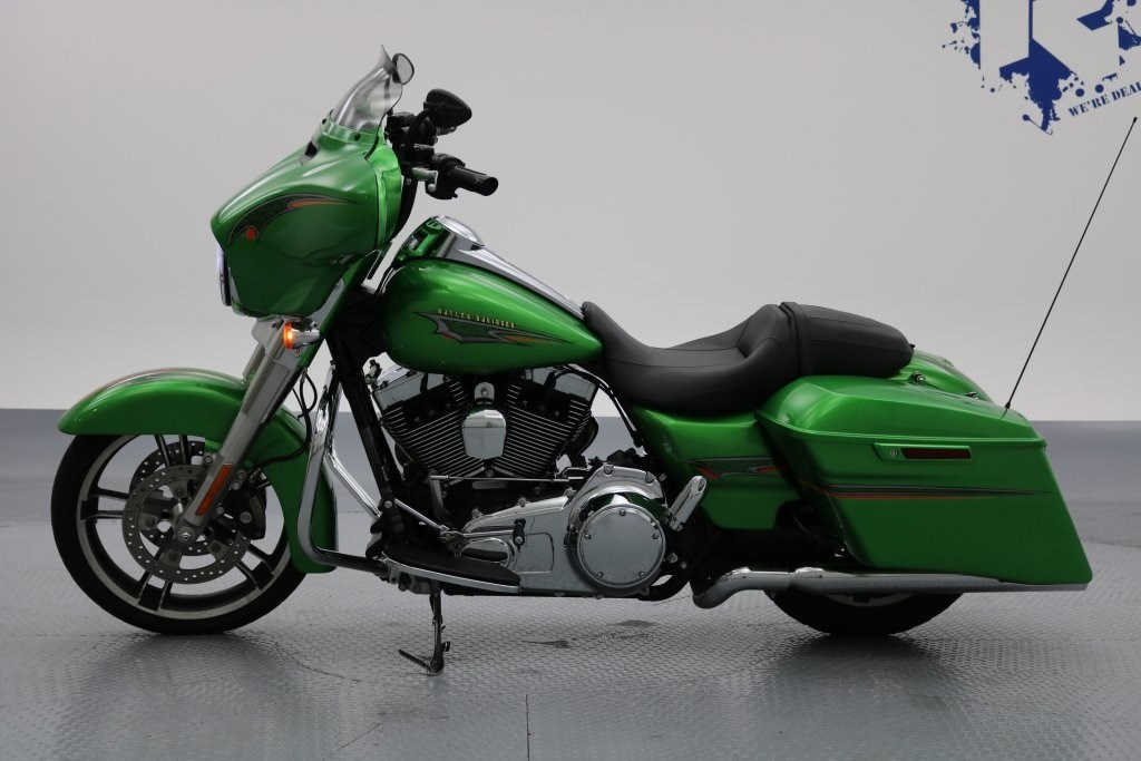 Harley Davidson Chico Ca >> 2015 Harley-Davidson® FLHX Street Glide® (Radioactive ...