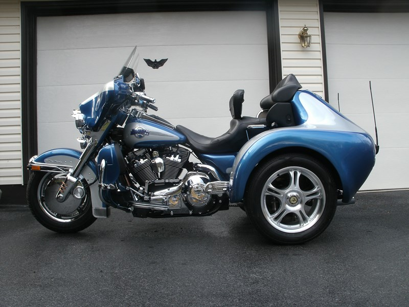 Photo of a 2006 Harley-Davidson®  Custom Trike