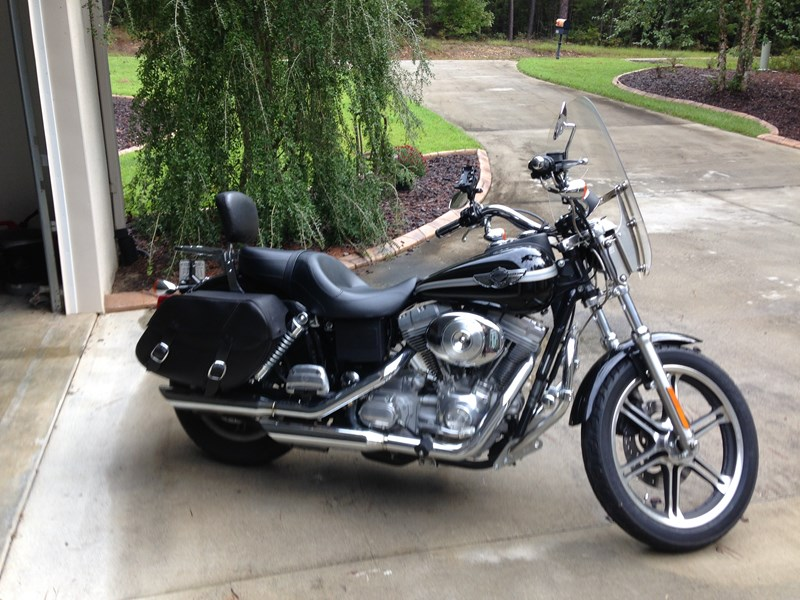 Photo of a 2003 Harley-Davidson® FXD-ANV Dyna® Super Glide® Anniversary