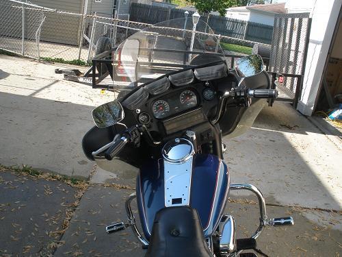 1992 Harley Davidson 174 Flhtcu Electra Glide 174 Ultra Classic