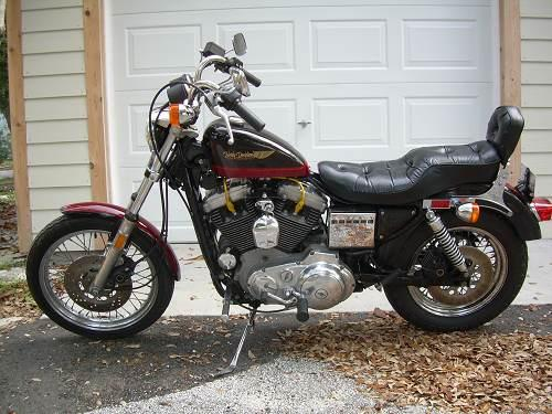 Photo of a 1987 Harley-Davidson® XLH-1100 Sportster® 1100