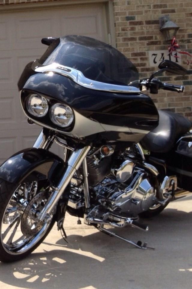 2006 Harley-Davidson® FLTR/I Road Glide® (Vivid Black ...