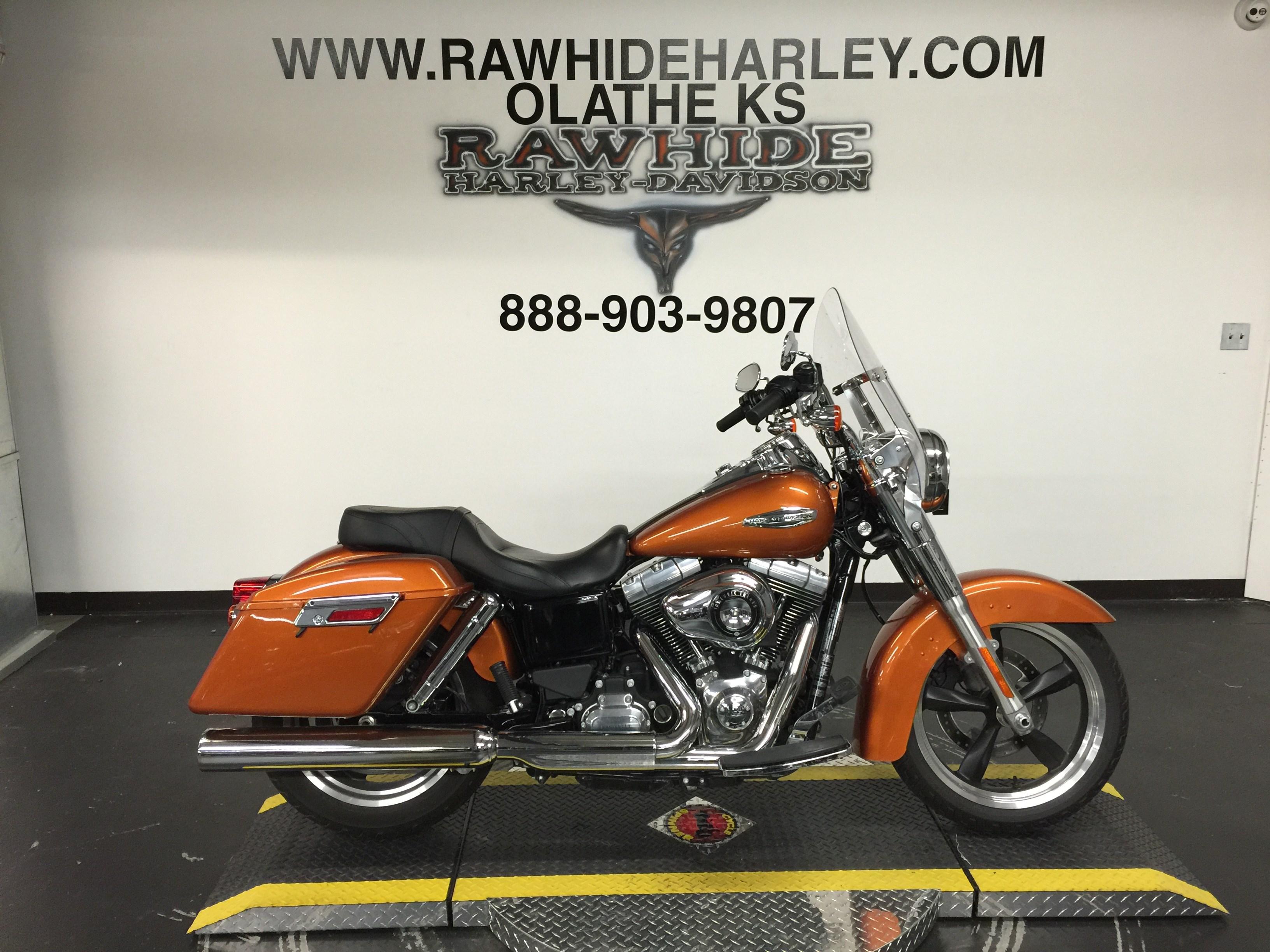 2004 to 2015 Used Harley-Davidson® Dyna Switchback™ near Pittsburg