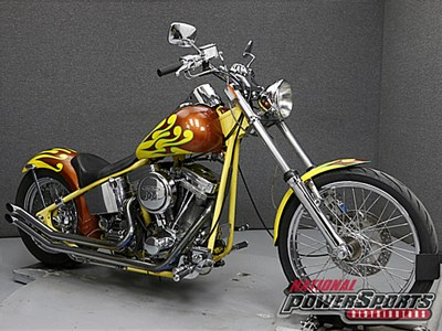 Used 2003 Milwaukee Motorcycle Co. Rigid Chopper