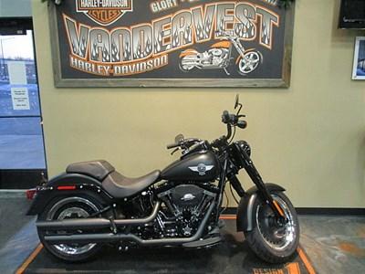New 2017 Harley-Davidson® Softail® Fat Boy® S