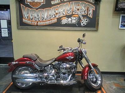 New 2017 Harley-Davidson® Softail® Fat Boy®