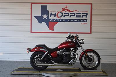 Used 2012 Triumph Speedmaster