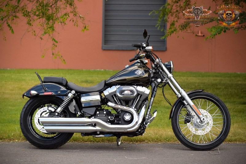 2017 Harley Dealer Washington >> 2017 Harley-Davidson® FXDWG Dyna® Wide Glide® (BLACK QUARTZ FLAME), Spokane Valley, Washington ...