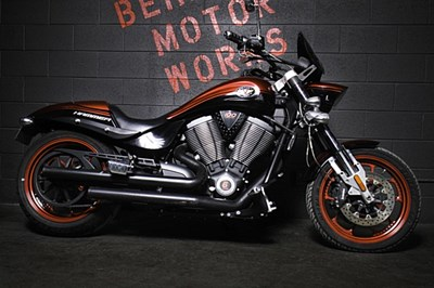 Used 2007 Victory Hammer™ S