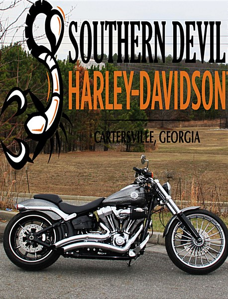 Photo of a 2014 Harley-Davidson® FXSB Softail® Breakout™