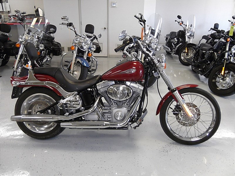 Photo of a 2006 Harley-Davidson® FXST/I Softail® Standard