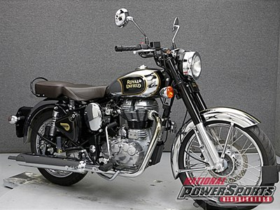 Used 2015 Royal Enfield Bullet Classic Chrome