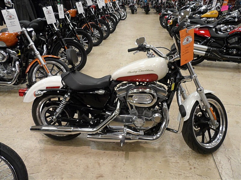 2012 Harley Davidson 174 Xl883l Sportster 174 883 Superlow