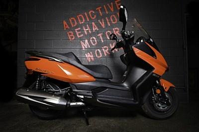 Used 2013 Kymco Downtown 300i