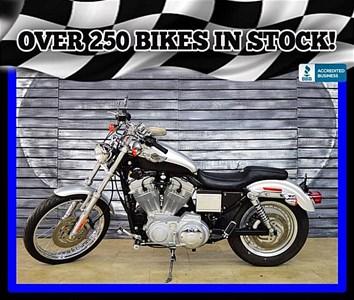 Used 2003 Harley-Davidson® Sportster® 883 Custom Anniversary
