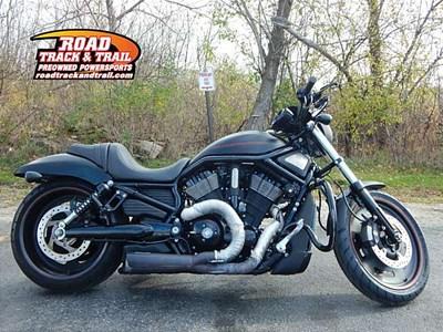 Used 2008 Harley-Davidson® V-Rod® Night Rod®