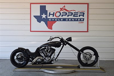 Used 2010 Amen Chopper