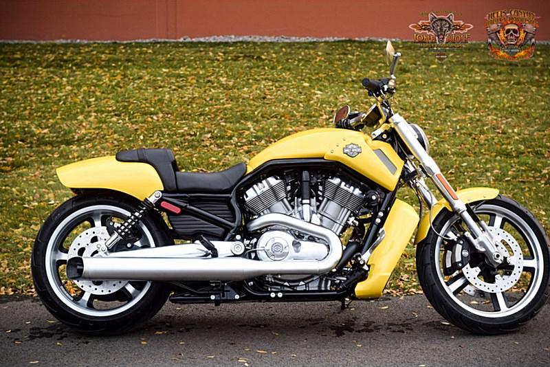 2017 Harley Davidson 174 Vrscf V Rod 174 Muscle Corona Yellow