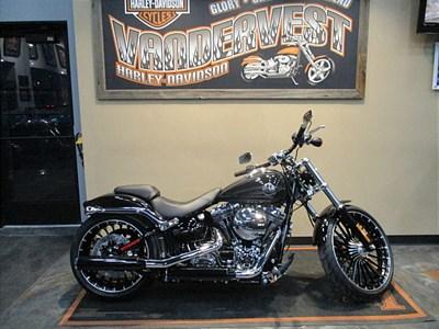 New 2017 Harley-Davidson® Softail® Breakout™