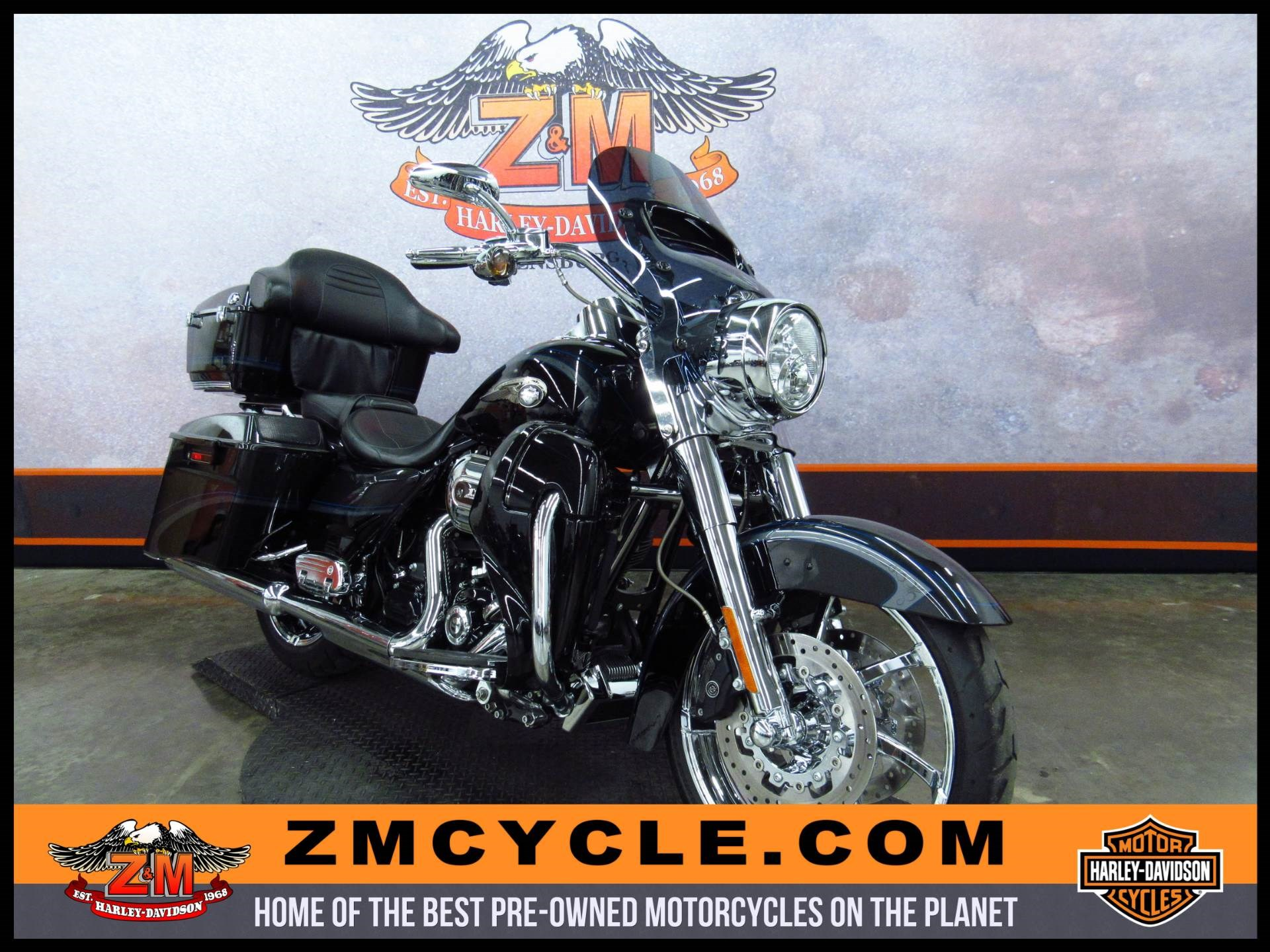all new used harley davidson cvo road king 34 bikes. Black Bedroom Furniture Sets. Home Design Ideas