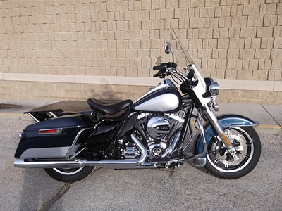 Used 2016 Harley-Davidson® Road King® Police