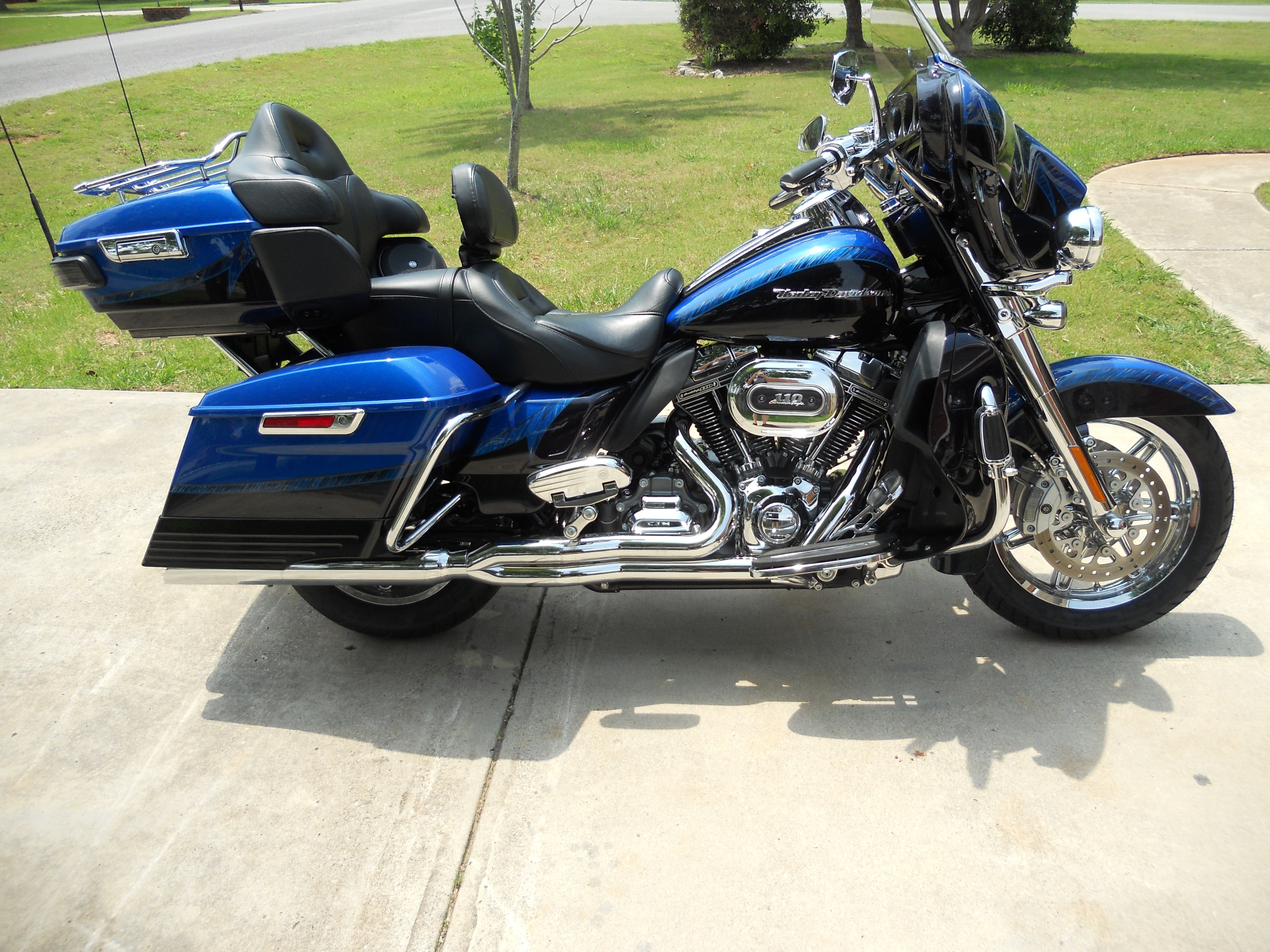 2017 Wide Glide For Sale Texas >> 2014 Harley-Davidson® CVO Electra Glide® Ultra Limited for Sale near Cliff, KY (13 Bikes, Page 1 ...