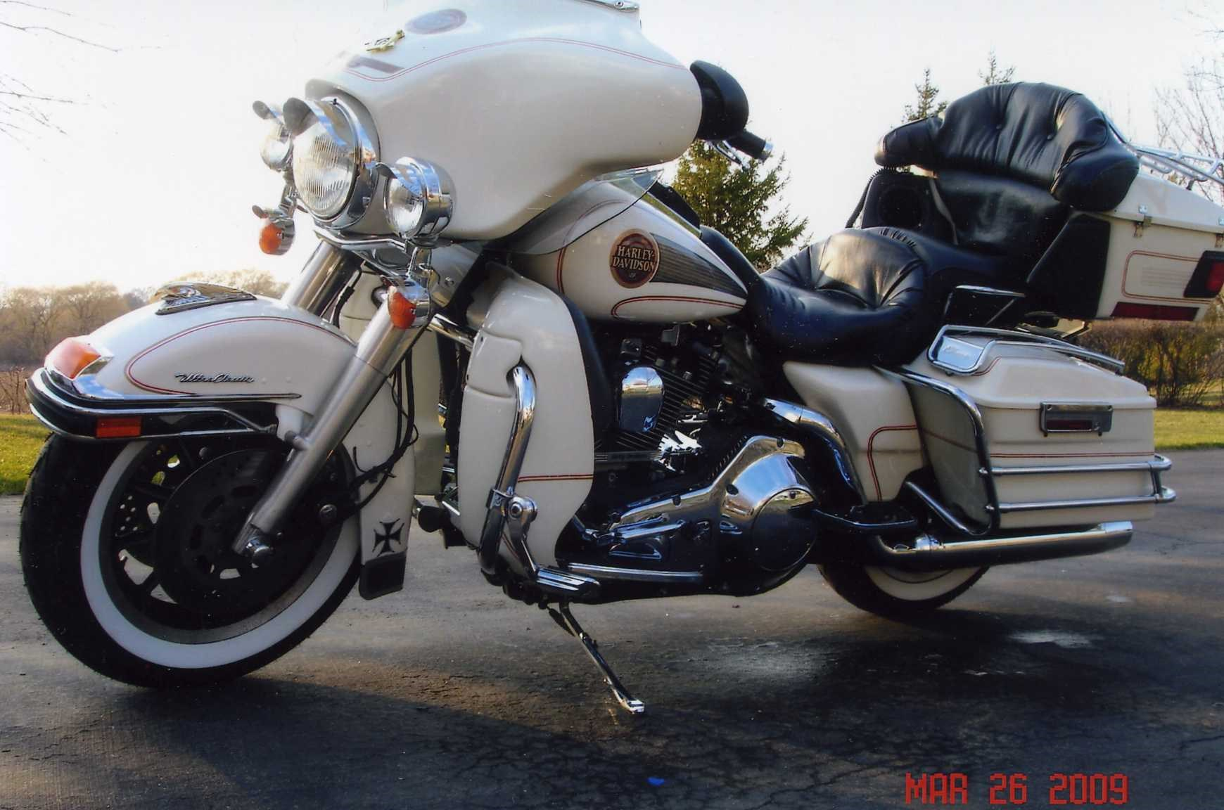 harley davidson ultra classic peace officer edition