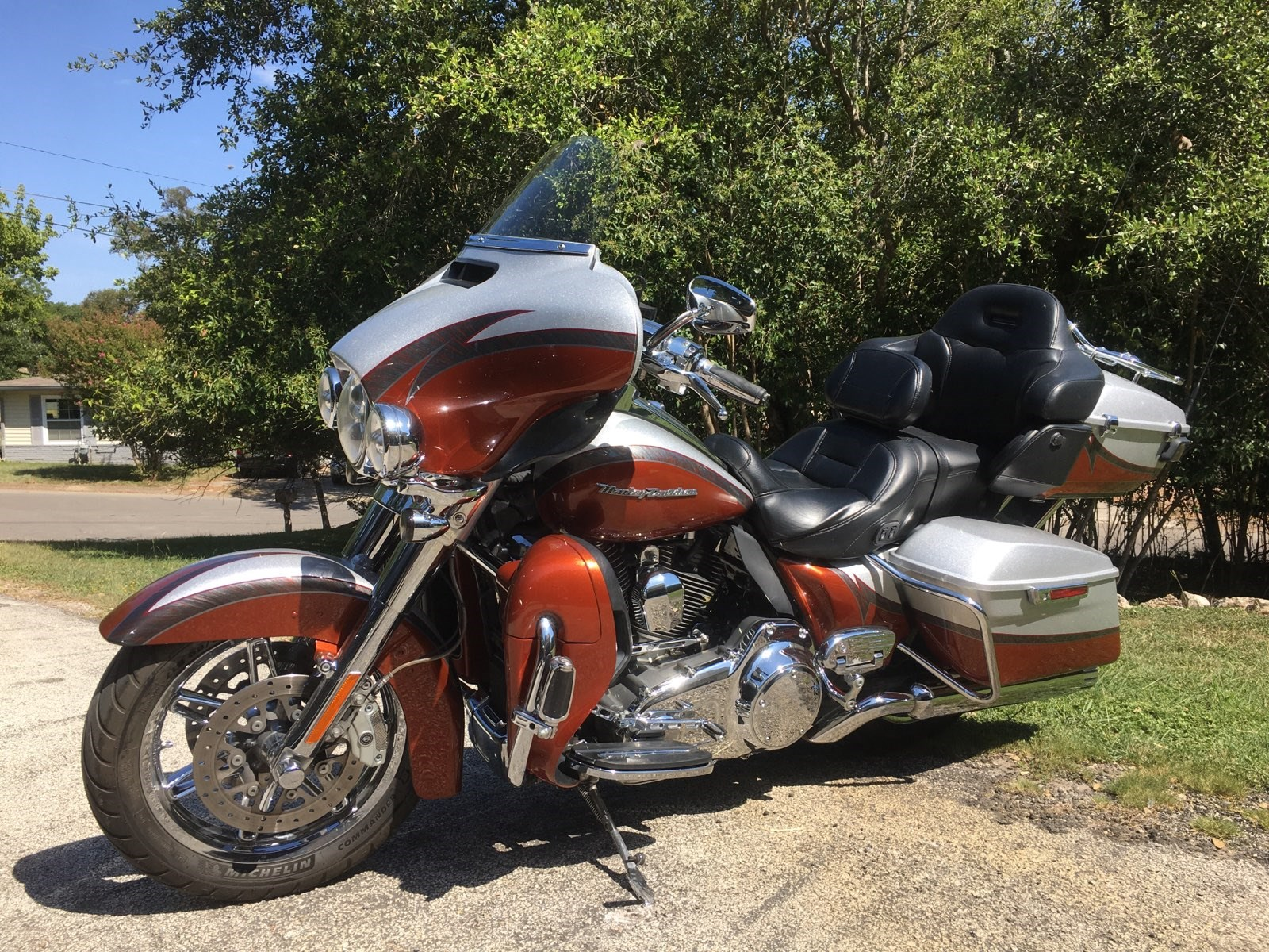 1995 Harley-Davidson® FLSTC Heritage Softail® Classic (Two