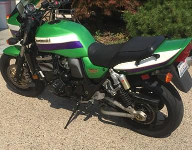 Used 1999 Kawasaki ZRX1100