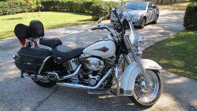 Used 2001 Harley-Davidson® Heritage Softail® Classic