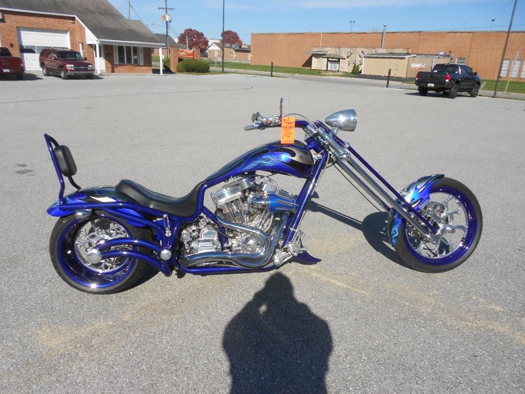 2010 Bourget Bike Works Fat Daddy – $19900
