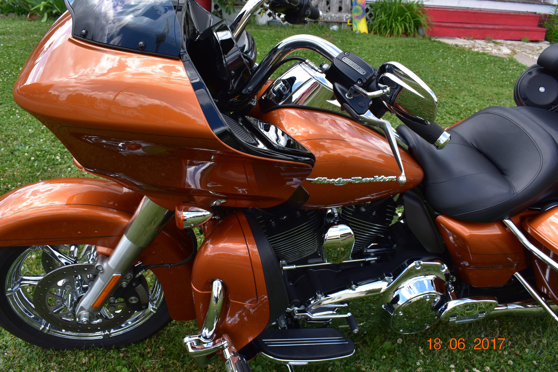2015 Harley Davidson 174 Fltrxs Road Glide 174 Special Amber