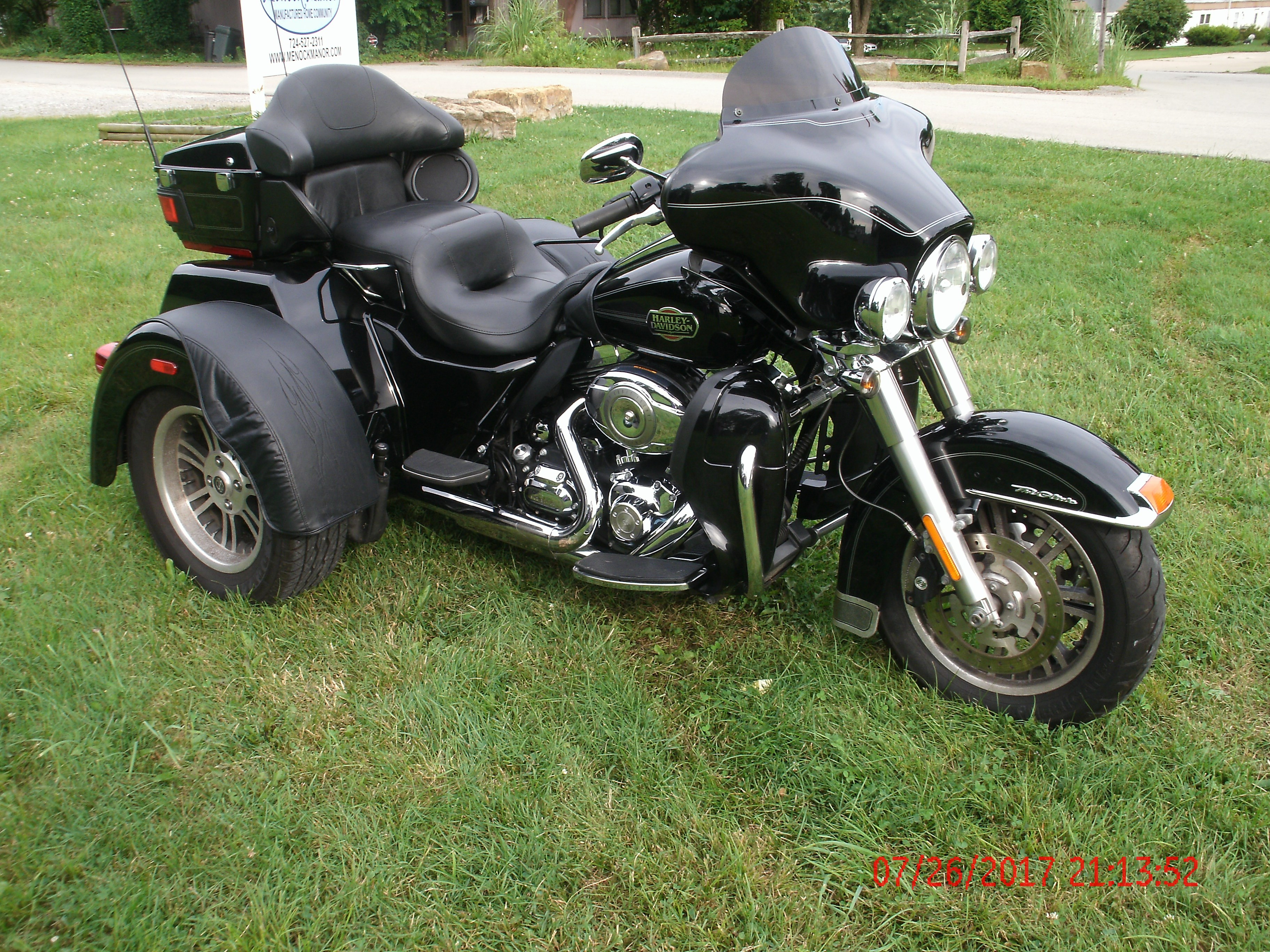 all new used harley davidson trikes for sale 1 029. Black Bedroom Furniture Sets. Home Design Ideas