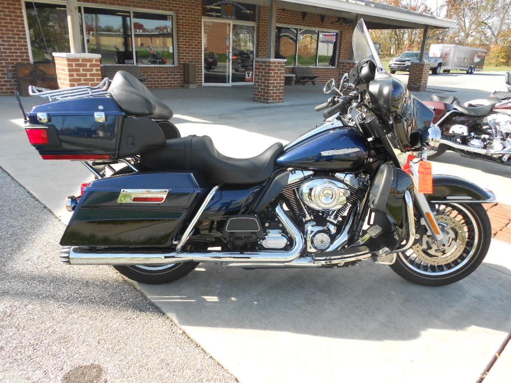 2012 Harley-Davidson® FLHTK Electra Glide® Ultra Limited – $14500