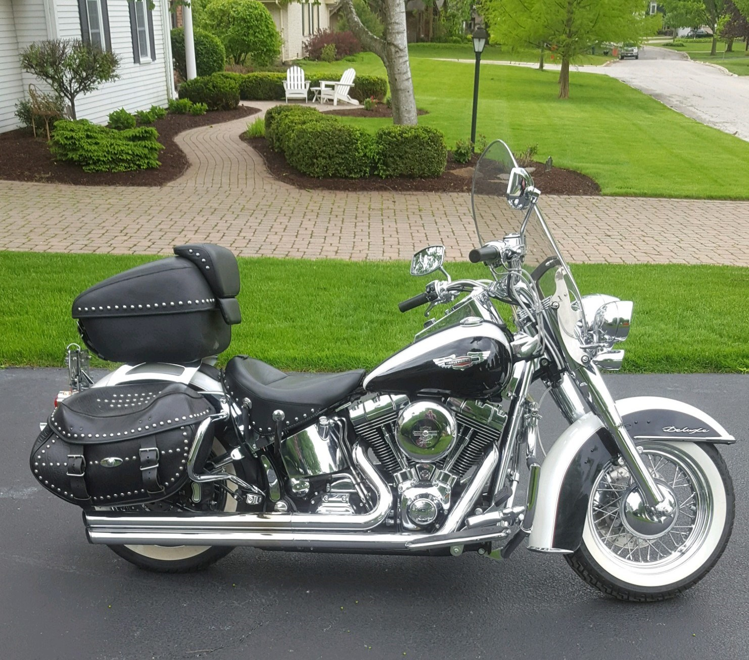 2017 Cvo For Sale Ga >> 2004 to 2009 New & Used Harley-Davidson® Softail Deluxe For Sale (107 Bikes, Page 1 ...