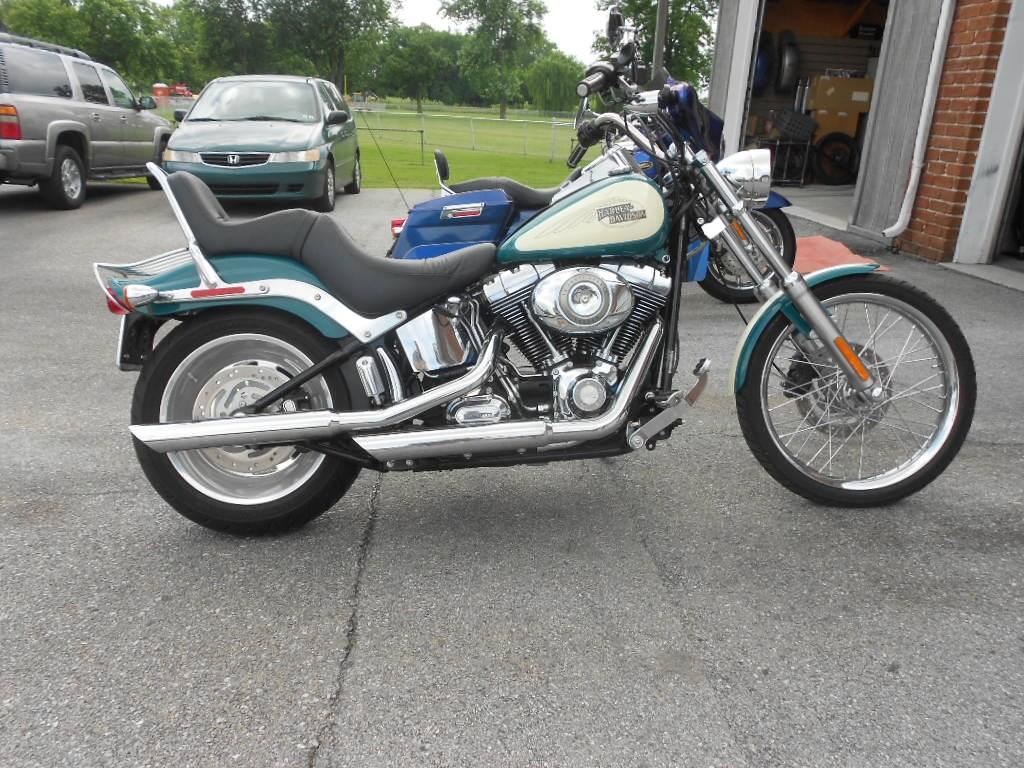 2009 Harley-Davidson® FXSTC Softail® Custom – $10900